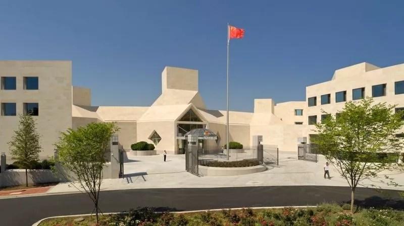 La Chine accuse «d'arrogance» le secrétaire d'Etat américain