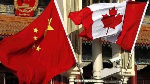 La Chine et le Canada ne sont pas prêts de régler la situation