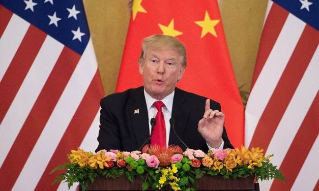 Donald Trump vante sa politique à l'égard de la Chine