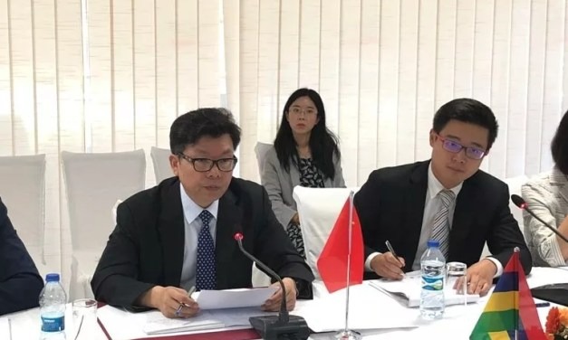 Gong Yufeng commente les relations sino-mauriciennes