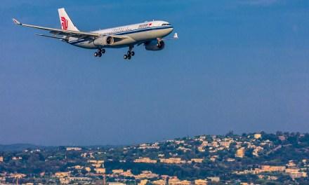 Air China coupe ses vols entre la Chine et les États-Unis