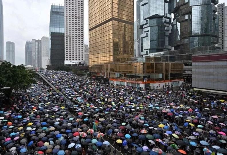 Les militantes honkongaises cibles d'attaques sexistes