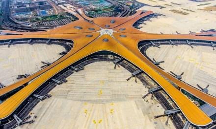 Le nouvel aéroport de Beijing entre en action