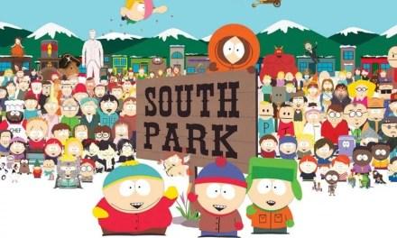 La série South Park ironise sur la Chine