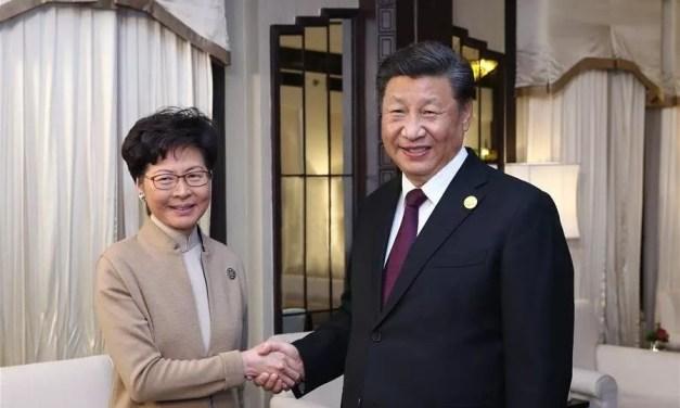 Xi Jinping refuse toute ingérence extérieure dans les affaires de la Chine