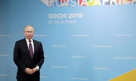 Quand la Russie rencontre l'Afrique