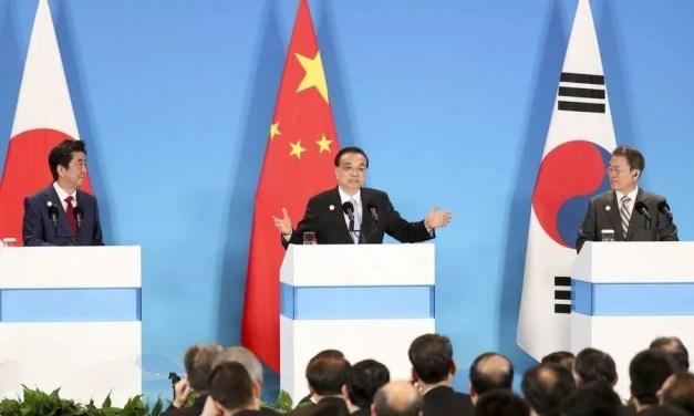 Chine-Japon-Corée du sud : coopération, régionalisme, libre-échange