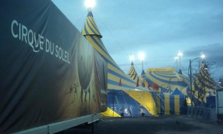 Le Cirque du Soleil annule ses représentations en Chine