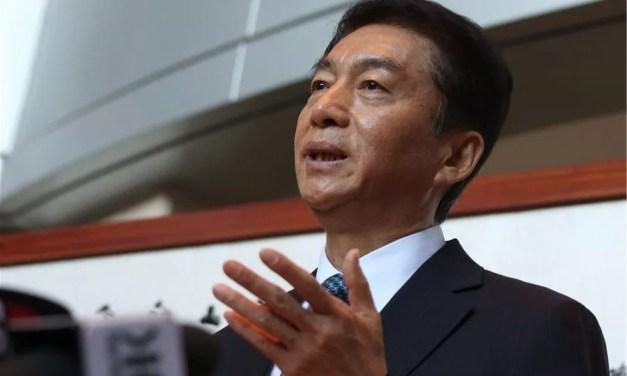 Luo Huining  espère que Hong Kong va «revenir dans le droit chemin»