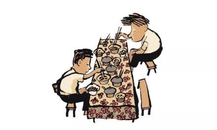 «Chifan ! Manger en Chine» par Nicolas Jovilot