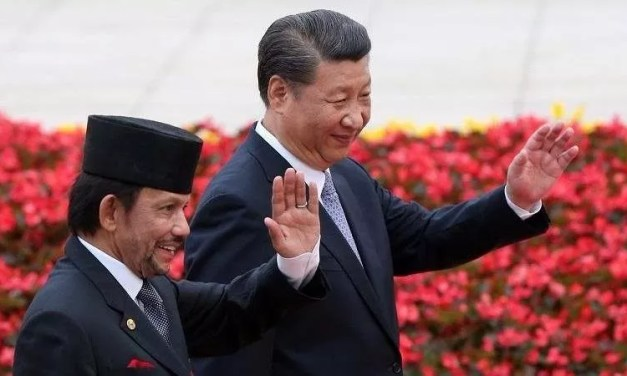 Création d'un jumelage d'entreprises entre la Chine et le Brunei