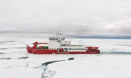 «Xuelong 2» a commencé son premier déchargement à la base antarctique