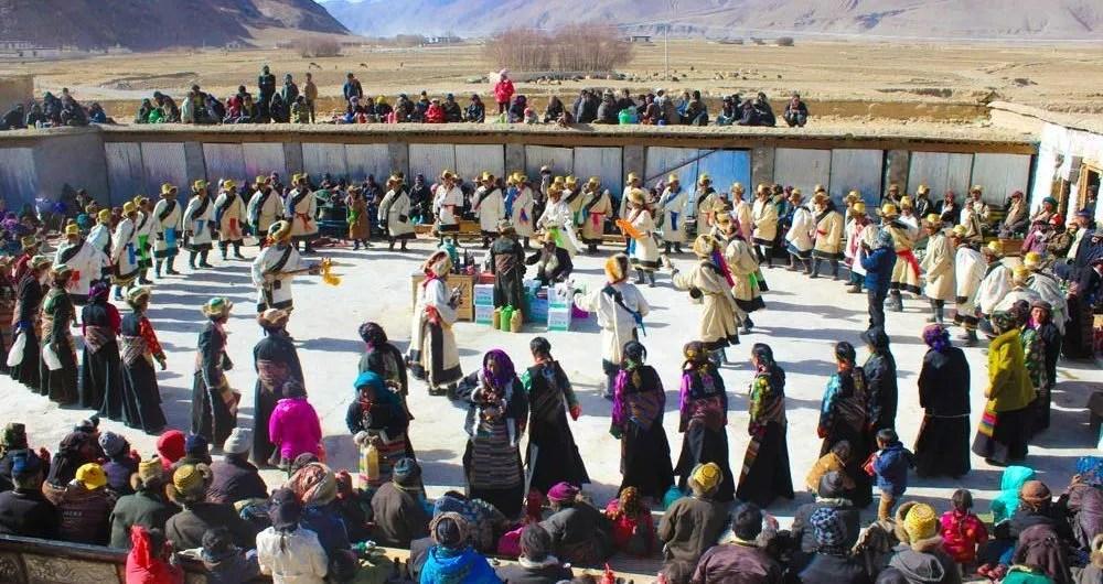 L'art tibétain « Duixie »