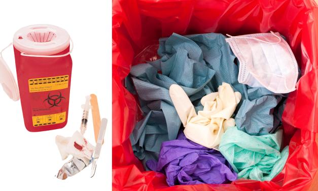 Loi pour lutter contre la pollution des déchets solides