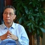 Le scientifique Zhong Nanshan remporte le premier prix Being Edinburgh