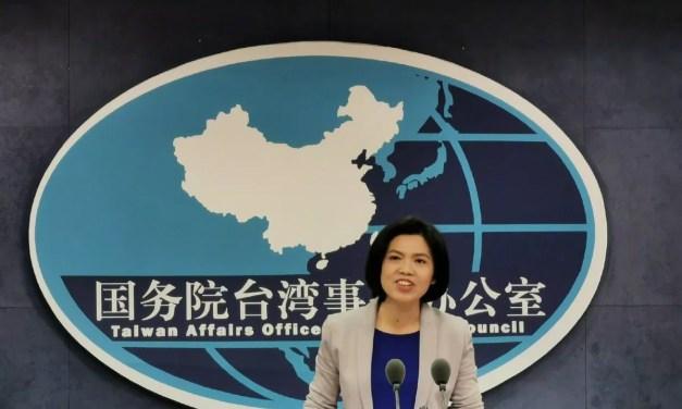 Beijing dénonce la motion déposée par le KMT