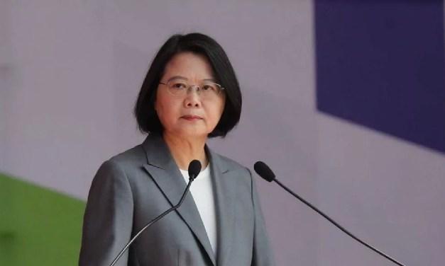 Taïwan fustige les exercices montrent militaires de la Chine