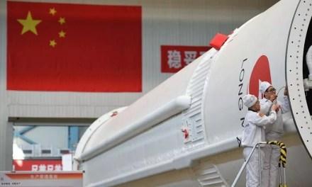 Lancement d'un nouveau modèle de fusée Longue marche
