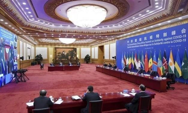 «La Chine a des fragilités, et les pays d'Afrique doivent les surveiller dans leurs projections»