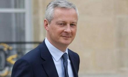 Bruno Le Maire a participé au 7e dialogue économique et financier de haut niveau franco-chinois