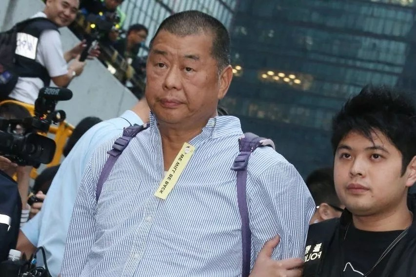 Jimmy Lai conteste la loi sur la sécurité nationale à Hong Kong