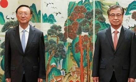La Chine et la Corée du Sud renforcent leur coopération régionale