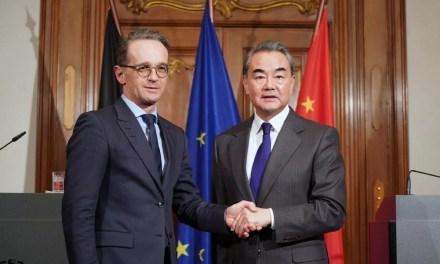 L'Allemagne prend ses distances vis-à-vis de la Chine