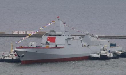 Mise en service d'un navire de recherche et de formation océanographique  en Chine