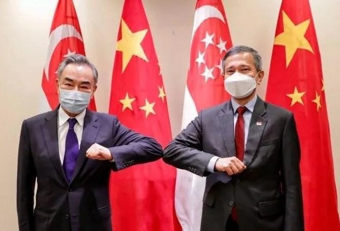 Renforcement des échanges entre la Chine et Singapour