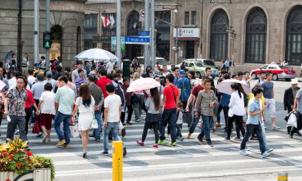 Six villes de Chine ont vu leur population urbaine atteindre 10 millions d'habitants