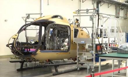 Le premier hélicoptère «Fabriquer en Chine» est sorti des chaînes de production