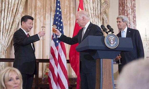 Xi Jinping félicite le président élu Joe Biden