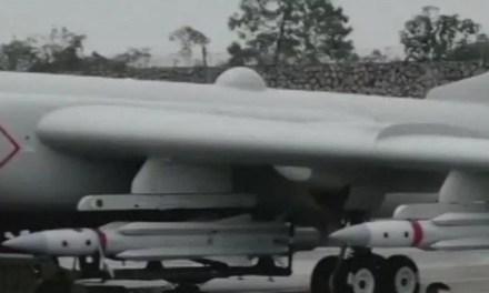 La Chine dévoile un missile tueur de porte-avions