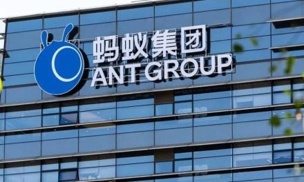 Le directeur général du chinois Ant Group démissionne