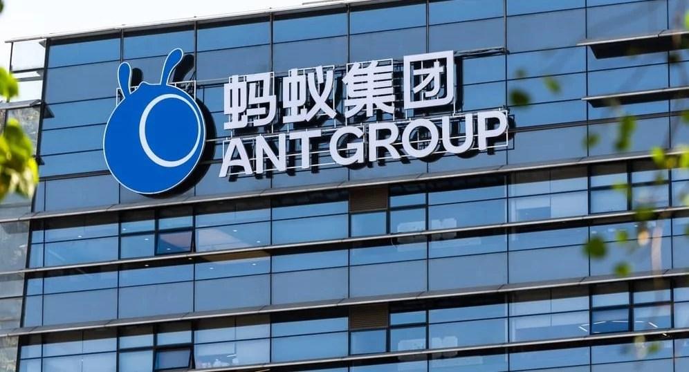 Ant Group élève son capital de 47%