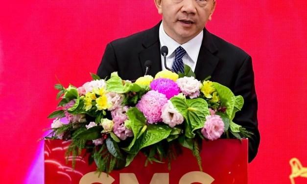 Discours du Nouvel An du président de China Media Group, Shen Haixiong