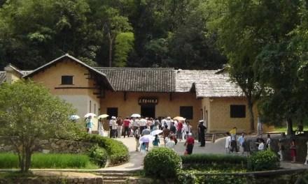 L'ancienne résidence de Mao Zedong rénovée