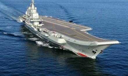 Le porte-avions Liaoning réalise des exercices près de Taïwan