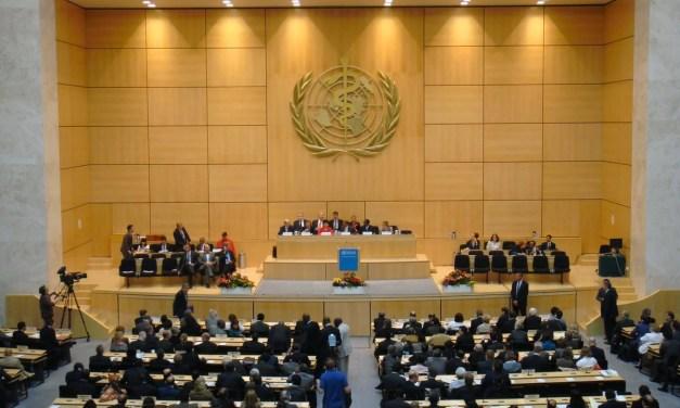 L'Assemblée mondiale de la Santé rejette à nouveau une proposition relative à Taiwan