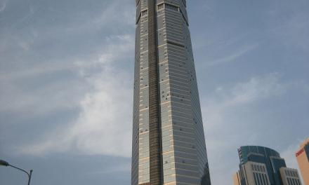 Le gratte-ciel de Shenzhen restera fermé