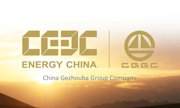 Le chinois CGGC va construire la centrale hydroélectrique de Chollet