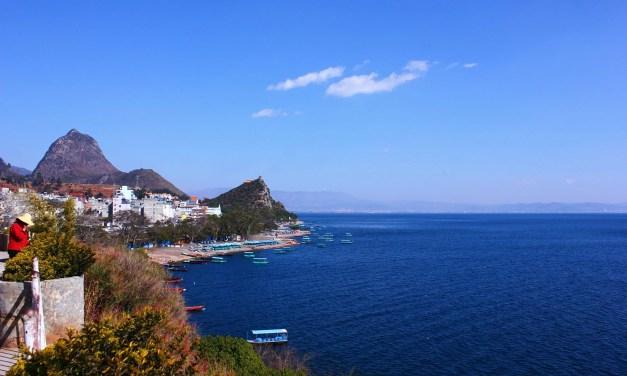 Le Yunnan tente de protéger l'environnement du lac Fuxian