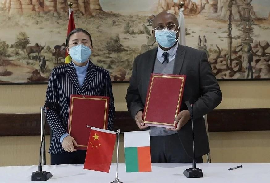 La Chine et Madagascar signent un nouvel accord de coopération