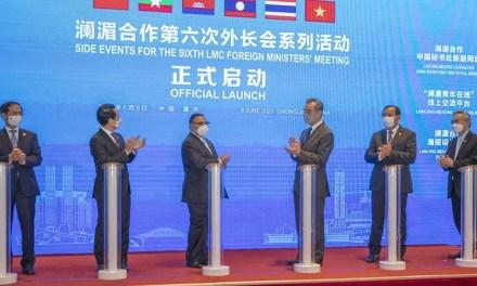 Les «cinq ans en or» de la coopération Lancang-Mékong