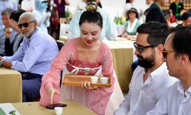 Shihe : Dialogue avec le monde en « langue du thé »