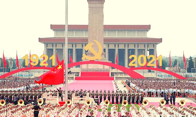 Xi Jinping met l'accent sur le développement «irréversible» de la Chine