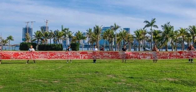 Remonter 100 ans d'histoire de Hainan sur 22 mètres de patrimoine