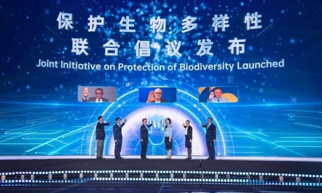 Lancement de l'initiative des diffuseurs sur la protection de la biodiversité
