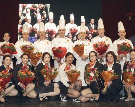 CNY 2018 Galadinner Cooks & staff
