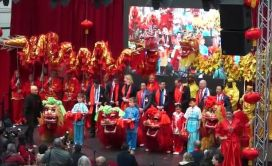 CNY 2018 Lions Dragons and VIP